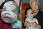 Bé 6 tháng tuổi nằm trên vũng máu với mẹ sau trận mưa dao của người chú tàn độc bây giờ ra sao?
