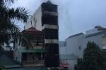 Cháy nhà lúc rạng sáng, người lớn may mắn được cứu thoát còn 2  bé gái chết ngạt thương tâm