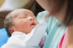 Mẹo chăm sóc giúp trẻ sơ sinh hết bị trớ sữa
