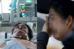 Chồng đột ngột nguy kịch vì bệnh tim, vợ đang mang thai 5 tháng khóc ngất: