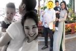 Vy Oanh lần đầu tiên để lộ gương mặt chồng đại gia hơn 20 tuổi, nhiều người giờ mới hiểu vì sao toàn đăng ảnh chụp sau lưng