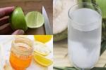 Sốc: 2 cách vừa uống vừa thoa nước dừa giúp da trắng bật 2 tông sau 1 tuần