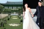 Hé lộ bức ảnh chụp lễ đường của Song Joong Ki - Song Hye Kyo: Khung cảnh chưa từng thấy trong đám cưới siêu sao