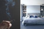 Mẹo vặt gia đình: Cách khử mùi thuốc lá trong phòng ngủ nhanh nhất