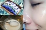 Dùng sữa tươi đã tốt, thêm mật ong vào để thoa lên, da đẹp gấp 100 lần kem trộn, trắng mịn cả mặt lẫn toàn thân