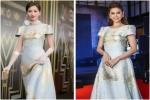 Hơn cả Phạm Hương, Trương Quỳnh Anh mới là 'trùm đụng váy áo' với loạt mỹ nhân Vbiz