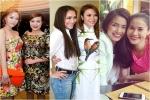 Những tình bạn vẫn bền chặt qua năm tháng của sao Việt