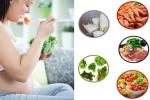 Mang thai tháng thứ 9: Nên và không nên ăn gì?