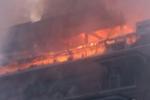 Cháy trung tâm thể hình Hàn Quốc, hàng chục người thương vong