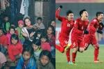 Bận rộn đi chào hỏi khắp nơi, H'Hen Niê vẫn huy động dàn em nhỏ kịp làm điều này vì U23 Việt Nam