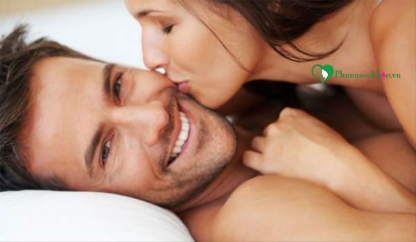 10 lợi ích của 'chuyện ấy' đối với sức khỏe nam giới - Ảnh 1