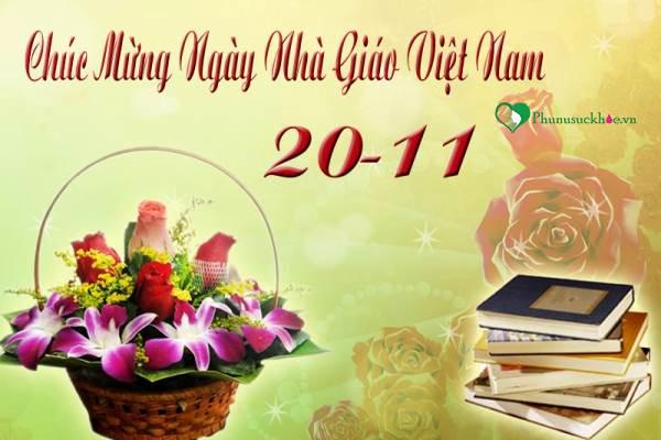Cảm nghĩ về ngày Nhà giáo Việt Nam 20/11 - Ảnh 2