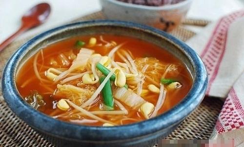 Món ăn thanh nhiệt trị đau đầu mùa nóng - Ảnh 1