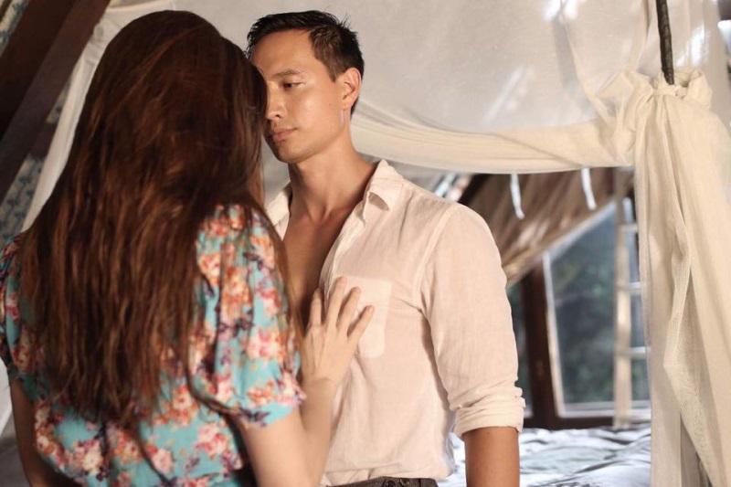 Hồ Ngọc Hà 'xấu hổ' chia sẻ hậu trường quay cảnh nóng với Kim Lý - Ảnh 4