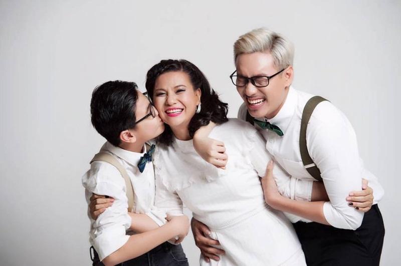 Kết hôn với Kiều Minh Tuấn, Cát Phượng vẫn tuyên bố thấy cô gái nào tốt cũng muốn làm mai cho chồng - Ảnh 5