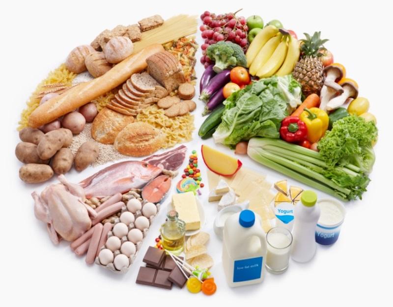 Chế độ ăn uống hợp lý chăm sóc da sau sinh mổ