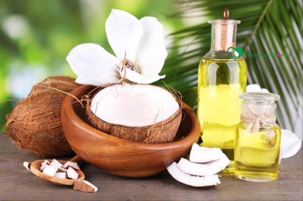 Chăm sóc tóc khô xơ bằng dầu dừa hiệu quả nhanh chóng - Ảnh 1