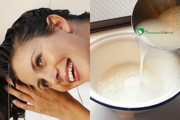 Khám phá cách chăm sóc tóc với nước vo gạo đơn giản mà hiệu quả - Ảnh 2