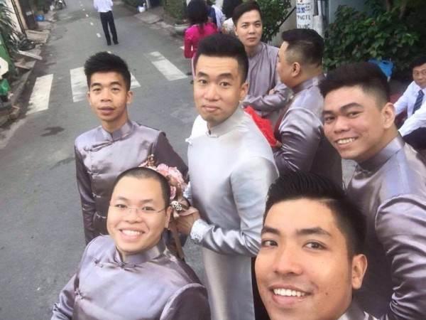 Lộ chân dung chồng mới cưới của nữ cơ trưởng Vietnam Airlines, 'phong độ' không kém Trương Thế Vinh - Ảnh 5