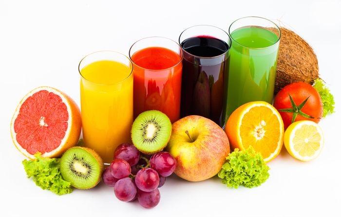 Uống nước ép hoa quả giúp giảm cân và làm đẹp da