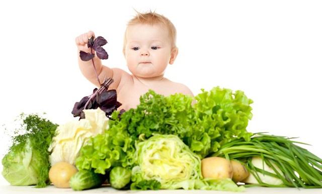 Chế độ dinh dưỡng cho bé 3 tháng tuổi - Ảnh 1