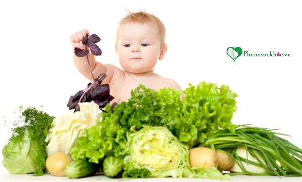 Chế độ dinh dưỡng cho trẻ 1 tuổi cân bằng và hợp lý - Ảnh 2
