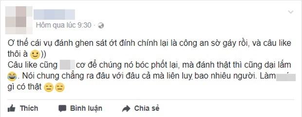 Chỉ vì muốn 'câu like', giới trẻ Việt sẵn sàng đóng kịch đánh ghen xát muối ớt vào vùng kín, dựng clip rửa chân trong xô trà đá... - Ảnh 3