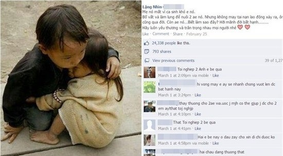 Câu like bằng hình ảnh đáng thương: Lòng thiện tâm của con người đang bị bỡn cợt - Ảnh 3