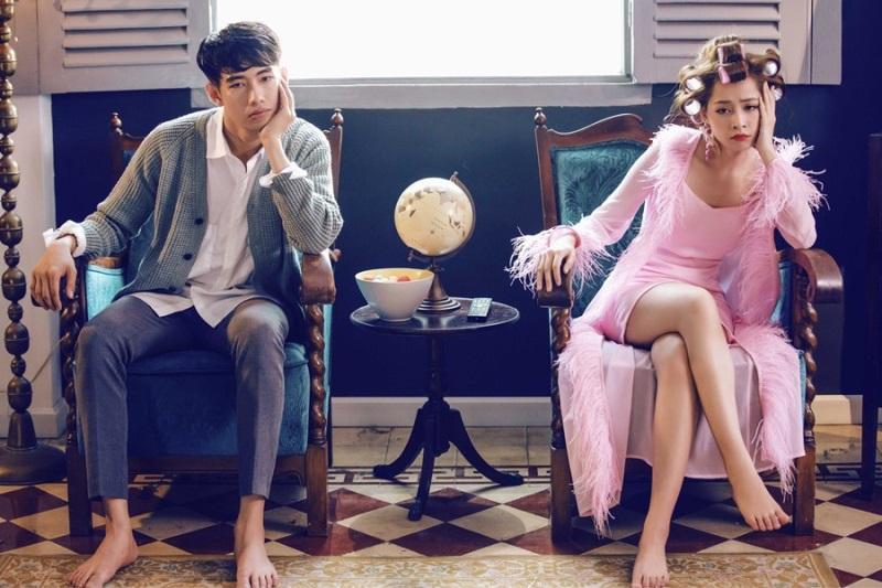 Bị 'ném đá' tơi bời, Chi Pu vẫn tiếp tục MV thứ 3 - Ảnh 9