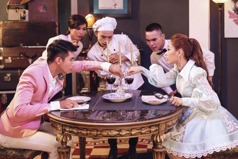 Bị 'ném đá' tơi bời, Chi Pu vẫn tiếp tục MV thứ 3 - Ảnh 6