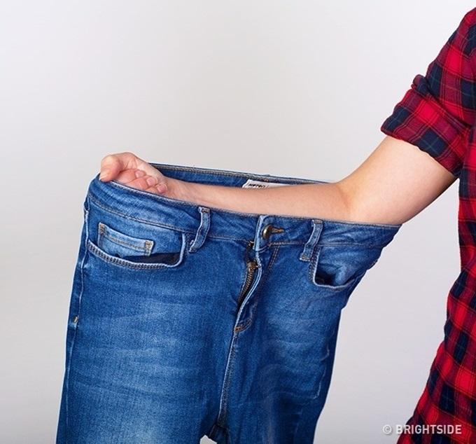 3 bước giúp bạn mua quần jeans vừa vặn hoàn hảo không cần thử sau 1 phút - Ảnh 3