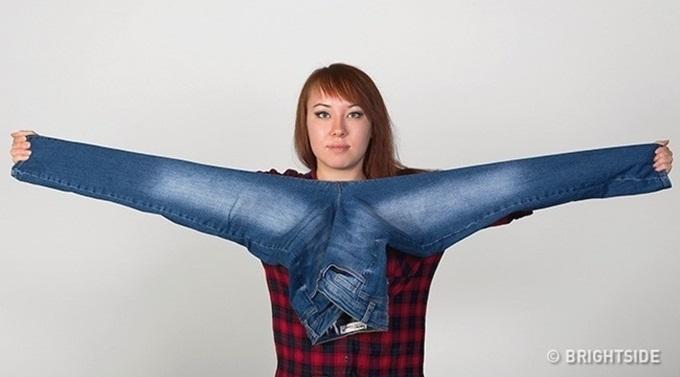 3 bước giúp bạn mua quần jeans vừa vặn hoàn hảo không cần thử sau 1 phút - Ảnh 4