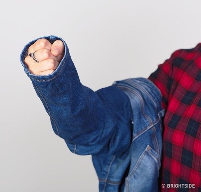 3 bước giúp bạn mua quần jeans vừa vặn hoàn hảo không cần thử sau 1 phút - Ảnh 5