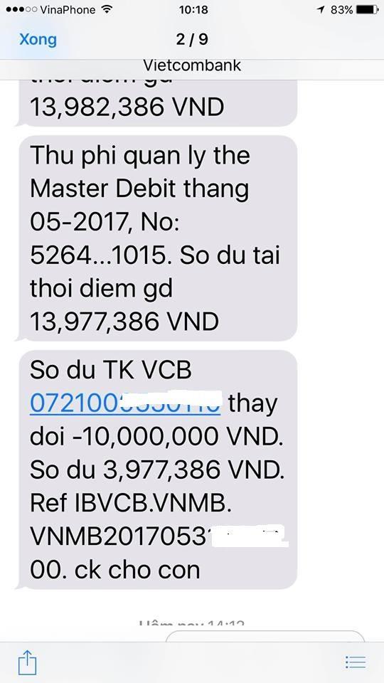 Toát mồ hôi với hành động của chồng cũ Phi Thanh Vân khi bị tố vô trách nhiệm với con, lấy tiền tỷ của vợ  - Ảnh 3