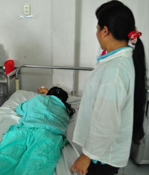 Chồng tàn độc đổ axit vào vùng kín vợ vì nguyên nhân khiến nhiều người căm phẫn - Ảnh 2