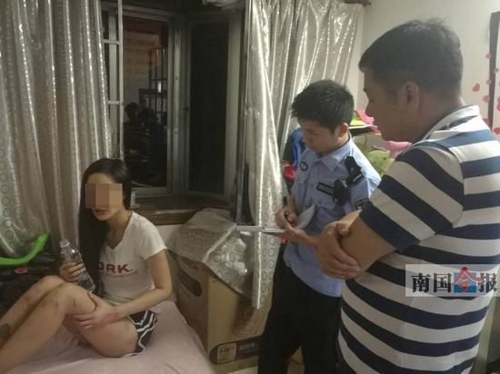 Bị bạn trai dội nước sôi lên người, giam lỏng và bỏ đói nhiều ngày, cô gái trẻ leo cửa sổ căn hộ tầng 6 cầu cứu - Ảnh 1