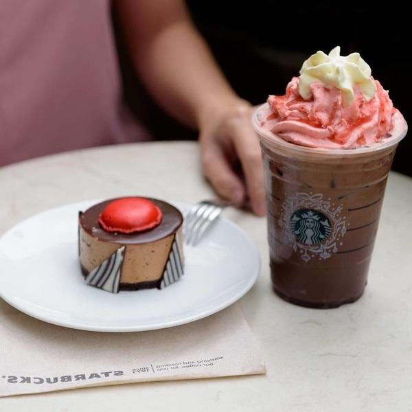 Từ 24/03/2017, Starbucks Vietnam áp dụng chương trình ăn thoải mái rinh quà liền tay - Ảnh 1