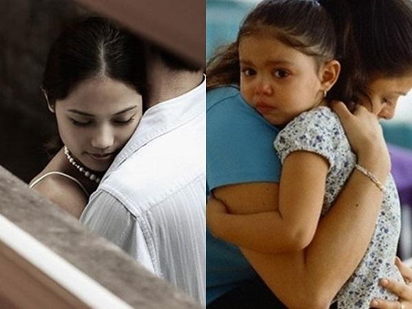Vừa về đến cửa thì con gái chạy ra mách: 'Mẹ ơi, hôm nay bố đưa cô nào về đánh chảy máu trên giường mẹ đấy' - Ảnh 1