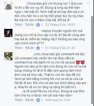 Con gái Phan Như Thảo bị fan của Ngọc Thúy nguyền rủa rùng rợn: Chuyện người lớn sao lại lôi trẻ con vào cuộc? - Ảnh 10