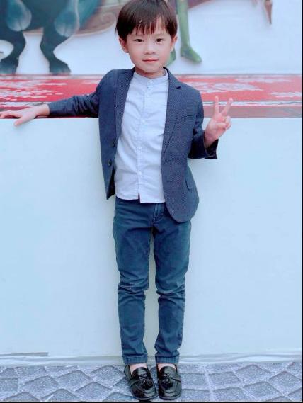 Khó thể ngờ con trai đầu nhà Lý Hải - Minh Hà cao lớn, đẹp trai như thế này đây - Ảnh 4