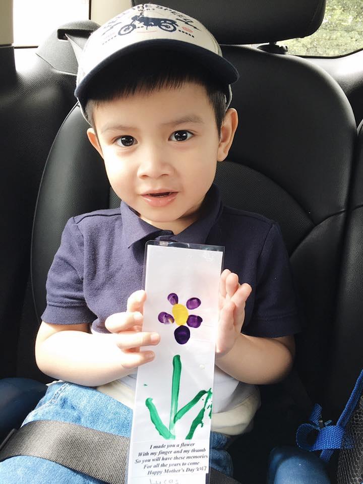 Hậu ly hôn giữa Quỳnh Chi và con trai đại gia thủy sản Diệu Hiền: Rơi nước mắt với tâm thư trải lòng của nữ MC sau 2 năm giành quyền nuôi con - Ảnh 2