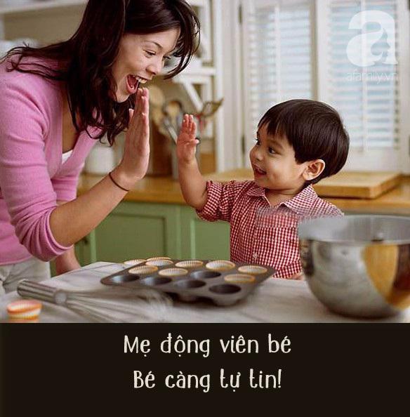 Nếu mẹ muốn con tự tin trong giao tiếp, sớm tự lập thì đừng quên 13 điều cần làm mỗi ngày này nhé - Ảnh 2