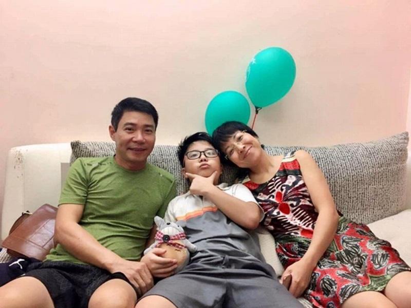 Ngưỡng mộ trước tình cảm của các cặp sao Việt dù đã ly hôn nhưng vẫn hết lòng vì con cái - Ảnh 7