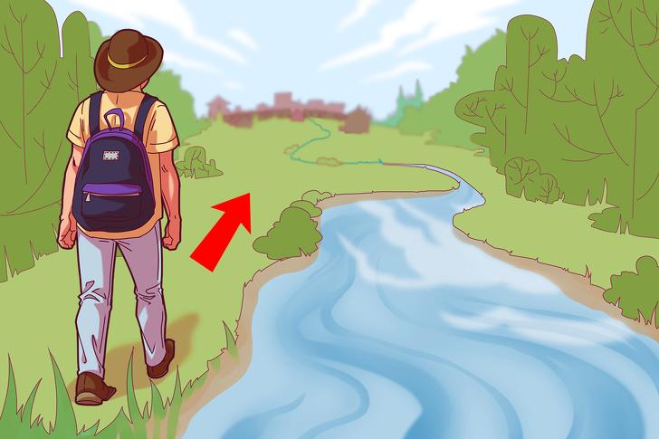 Cách sống sót nếu bạn bị trói cả tay chân và ném xuống nước - Ảnh 4