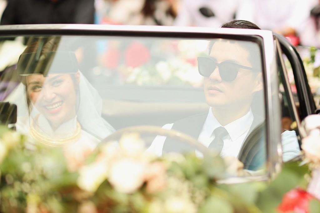 Toàn cảnh đám cưới thế kỷ Đông Nhi - Ông Cao Thắng: Cô dâu chú rể rạng rỡ, trao nhau nụ hôn thắm thiết - Ảnh 4