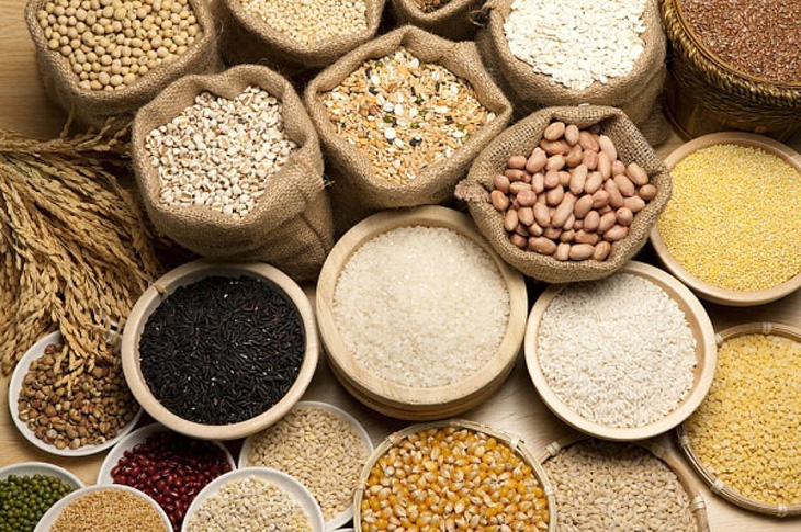 Ăn quá nhiều lương thực thô làm giảm ba bữa chính và mất cân bằng dinh dưỡng