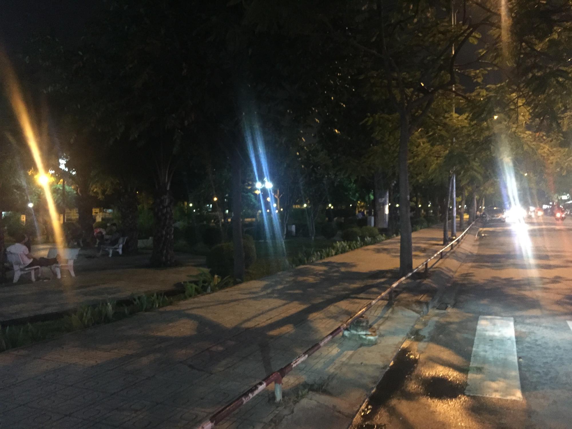 Tấn công đôi nam nữ đang tâm sự trong công viên để cướp tài sản - Ảnh 1