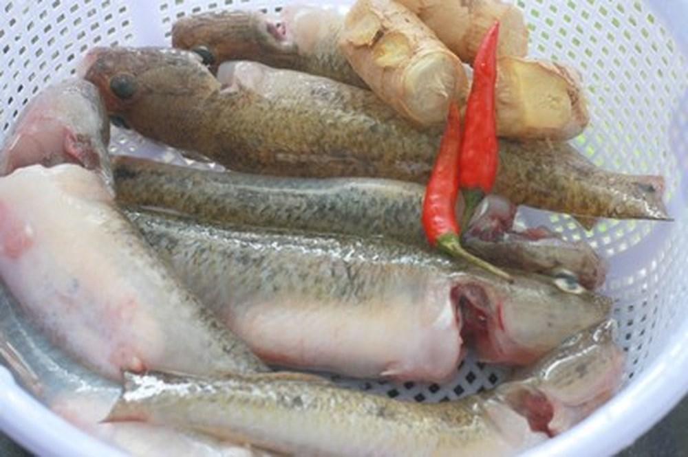 Cá bống đem kho tiêu tạo thành món ăn ngon tuyệt