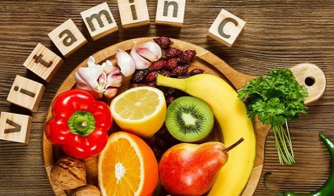 Bổ sung vitamin C giúp tăng cường sức đề kháng cho trẻ