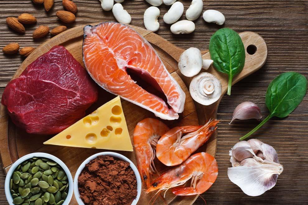 Ăn nhiều thực phẩm chứa kẽm giúp hệ miễn dịch của trẻ khỏe hơn